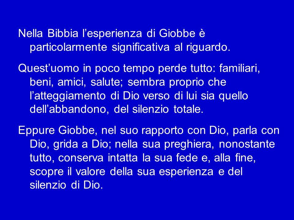 Egli insegna ai discepoli: «Pregando, non sprecate parole come i pagani: essi credono di venire ascoltati a forza di parole. Non siate dunque come lor