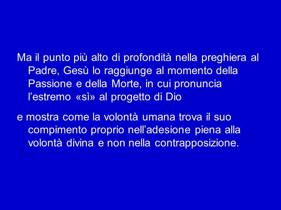 L'Evangelista Giovanni racconta: «Tolsero dunque la pietra. Gesù allora alzò gli occhi e disse:
