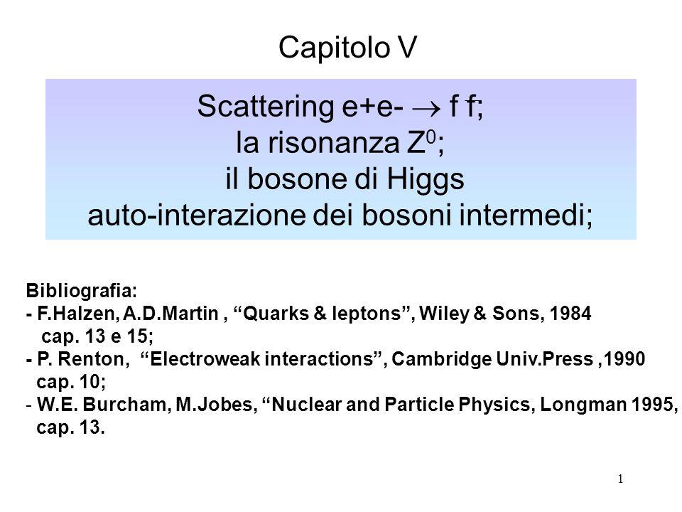 22 LEP collider Perdita di energia per radiazione di swincrotrone per giro : Esempio : ad E beam = 104 GeV ~ 3% dell' energia del fascio Largo raggio di curvatura.
