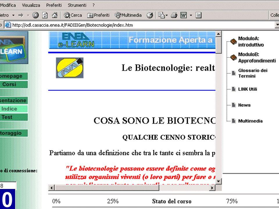 STRUTTURA DEL CORSO 10