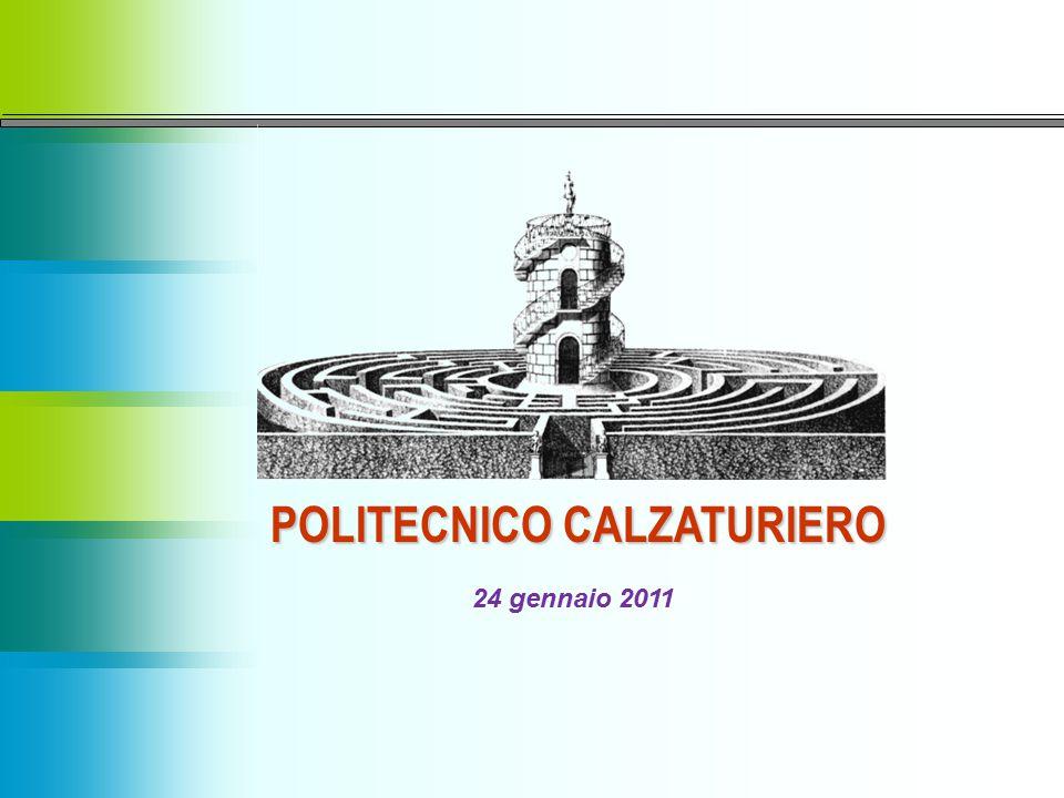 POLITECNICO CALZATURIERO 24 gennaio 2011