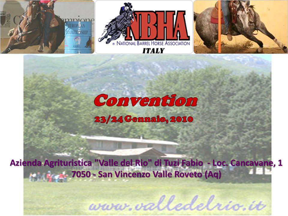 ( * ) media pesata per n.cavalli/evento