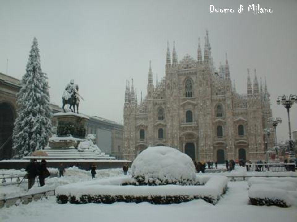 3 metros de nieve en Limone (Piamonte)