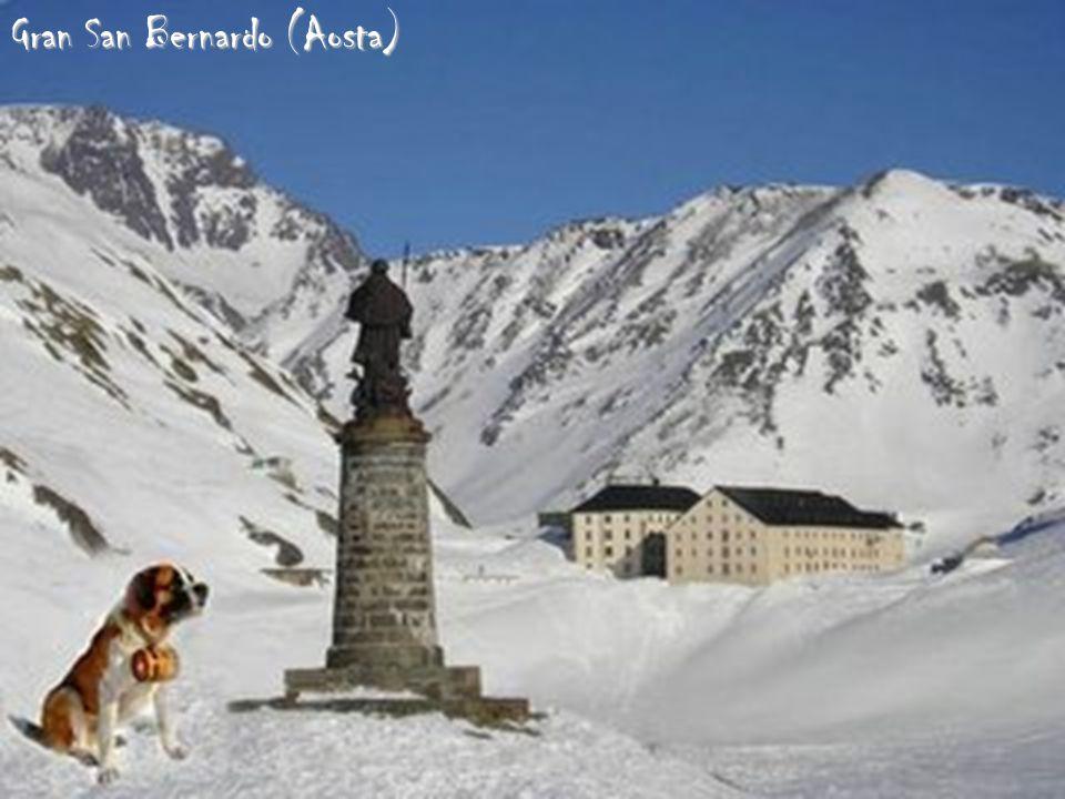 Gran San Bernardo (Aosta)