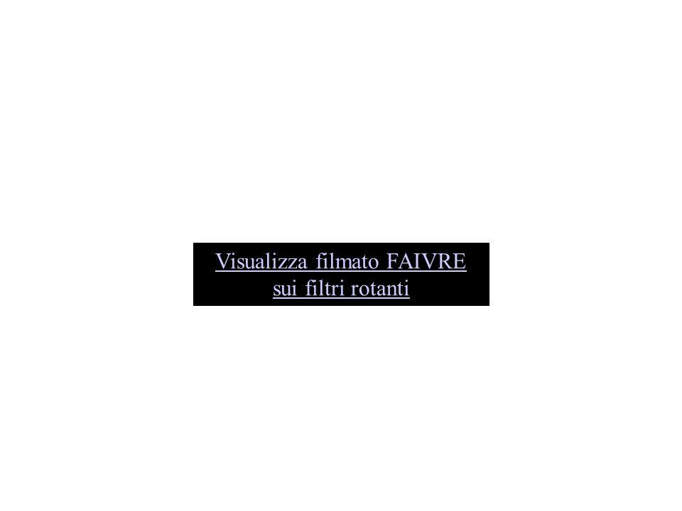 Visualizza filmato FAIVRE sui filtri rotanti