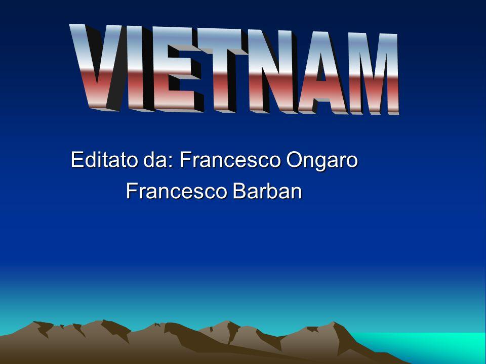 Editato da: Francesco Ongaro Francesco Barban
