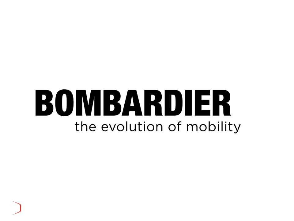 © Bombardier Inc. or its subsidiaries. All rights reserved.