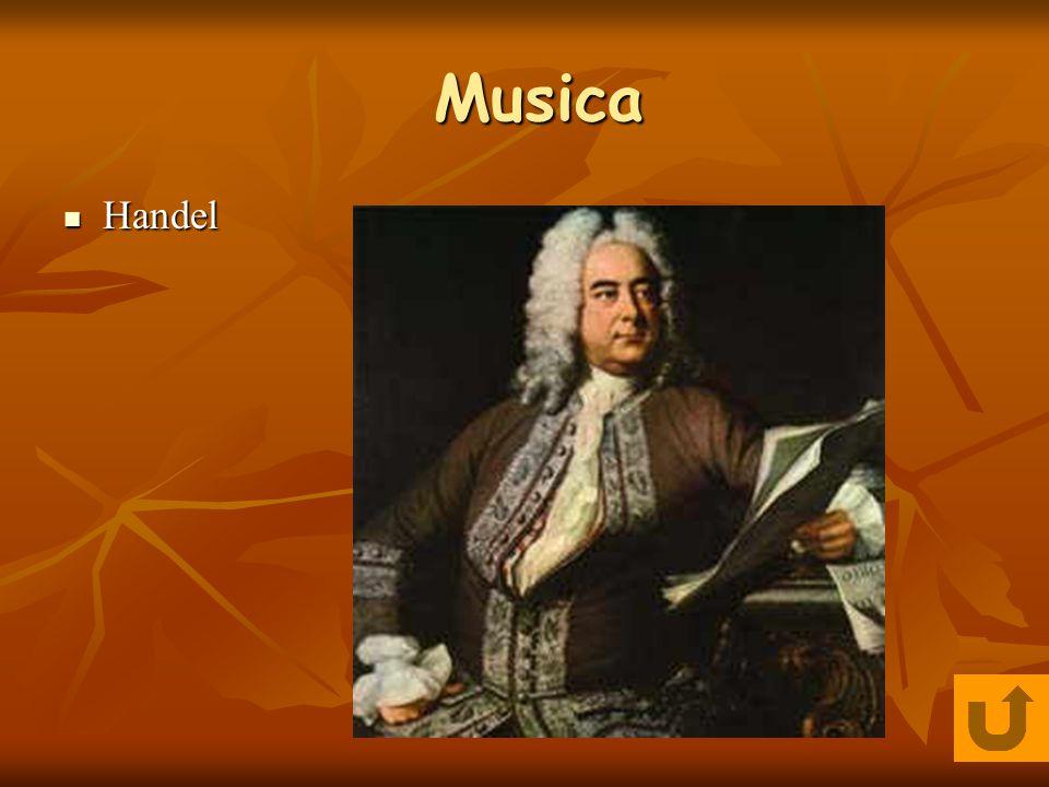 Musica Musica Handel Handel