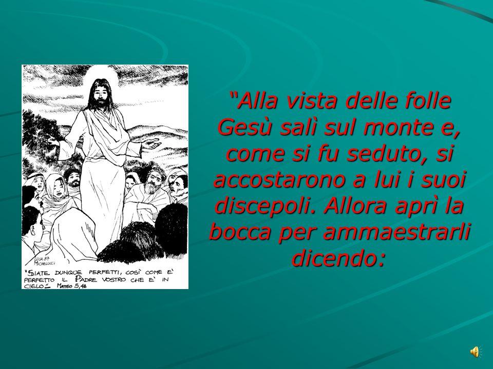 Per GIUSTIZIA si intende la conformità tra la situazione sulla terra e il progetto di Dio sugli uomini