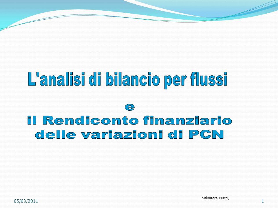 Salvatore Nucci, 05/03/20111