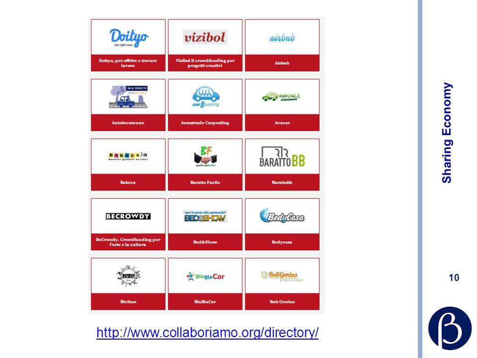 10 http://www.collaboriamo.org/directory/
