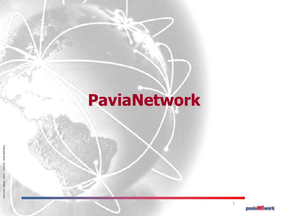 Riproduzione vietata – Tutti i diritti riservati 1 PaviaNetwork