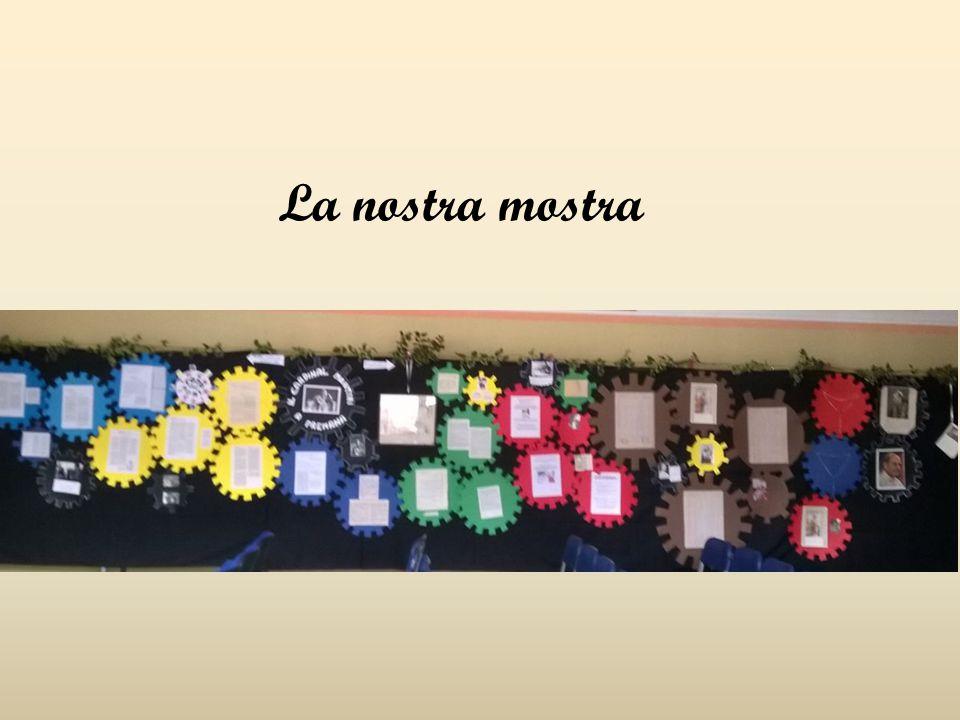 La nostra mostra