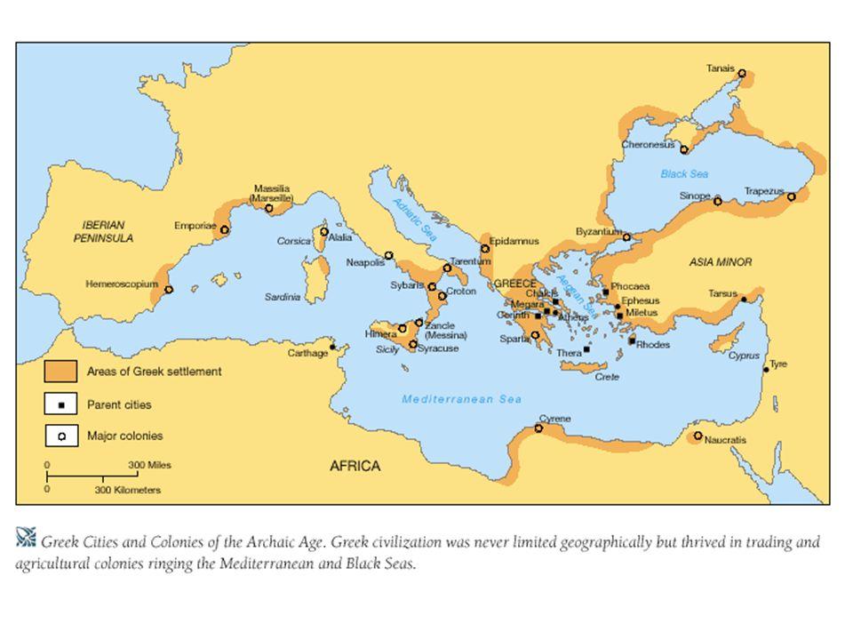 Costa siro-palestinese (Al Mina) → emporion greco.