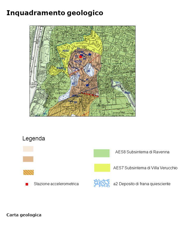 Sondaggio DH/CH S b Localizzazione indagini Legenda SondaggioS SimboloTipoSigla S DH