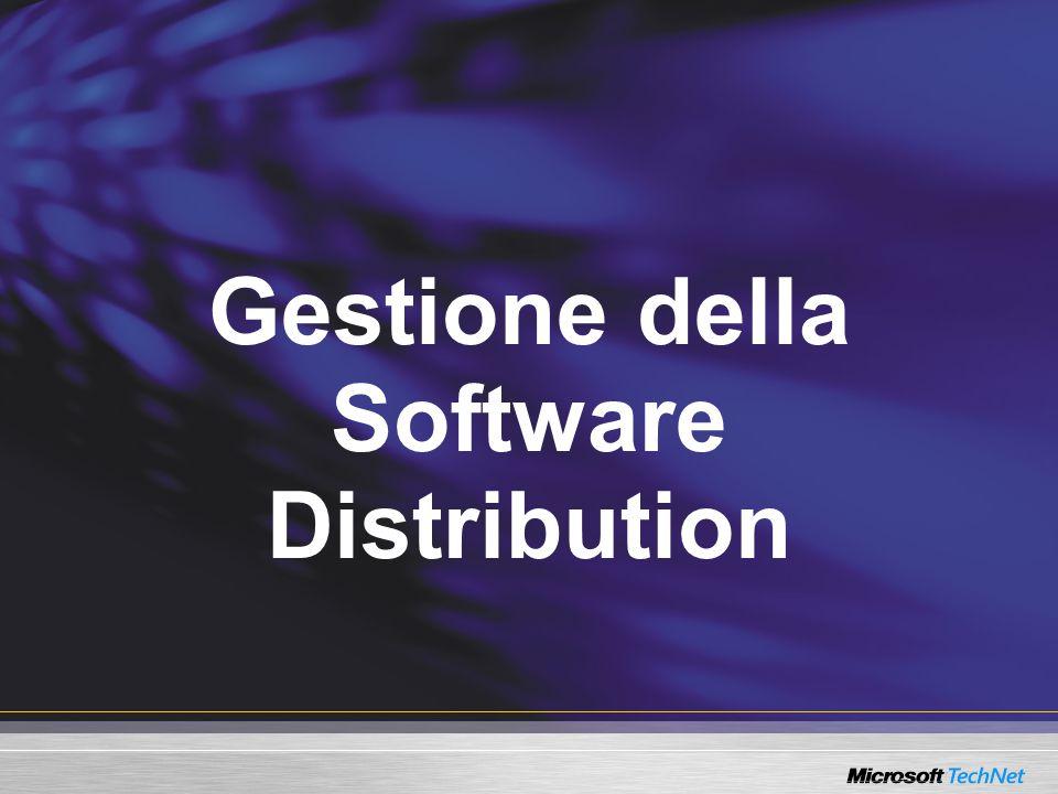 Gestione della Software Distribution