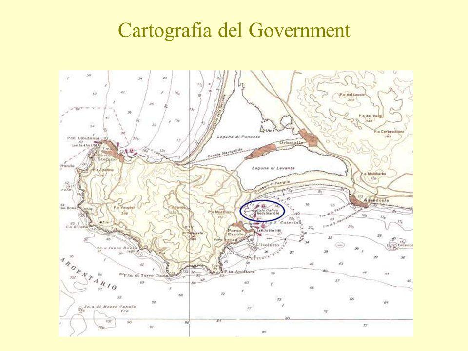 Carte corografiche