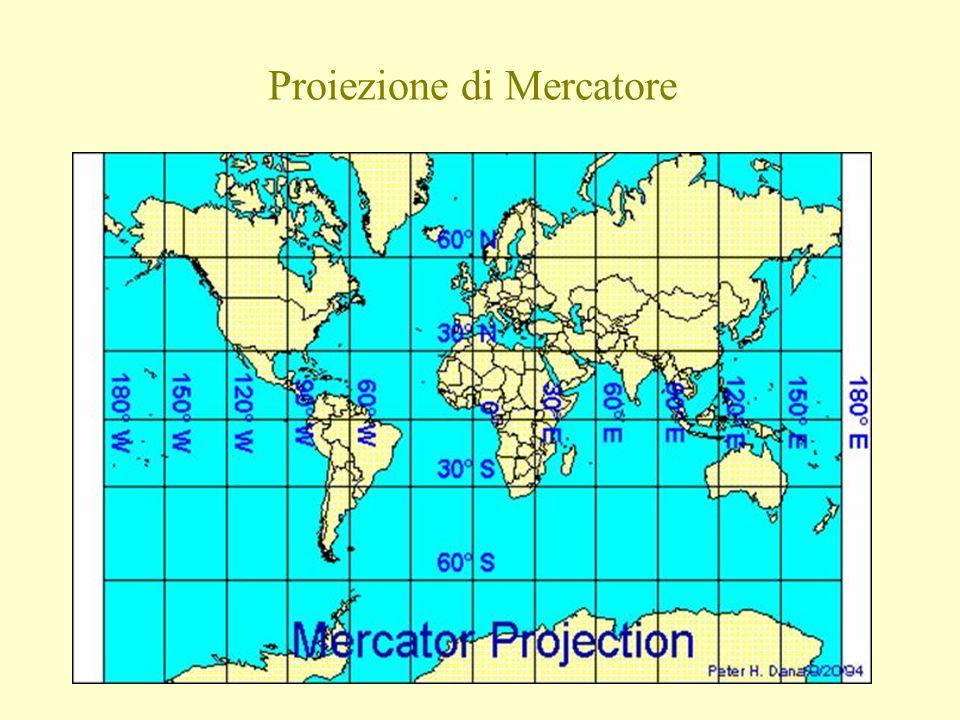 Proiezione di Mercatore