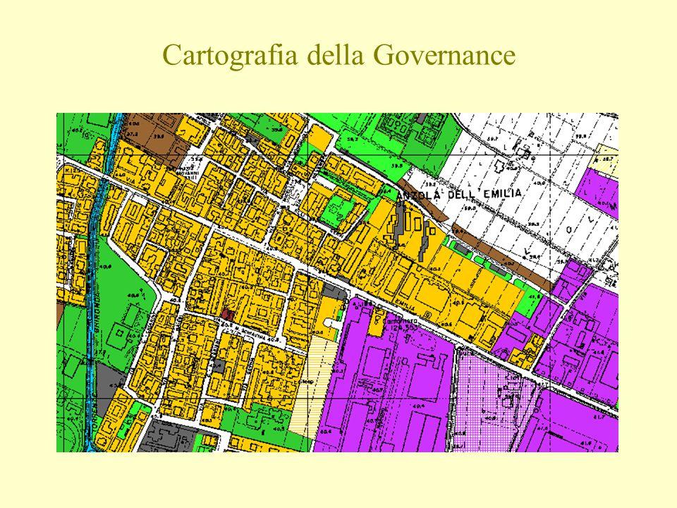 Cartografia della Governance