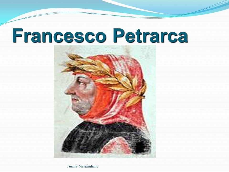 PETRARCA E IL VOLGARE Petrarca è convinto della superiorità della lingua latina.