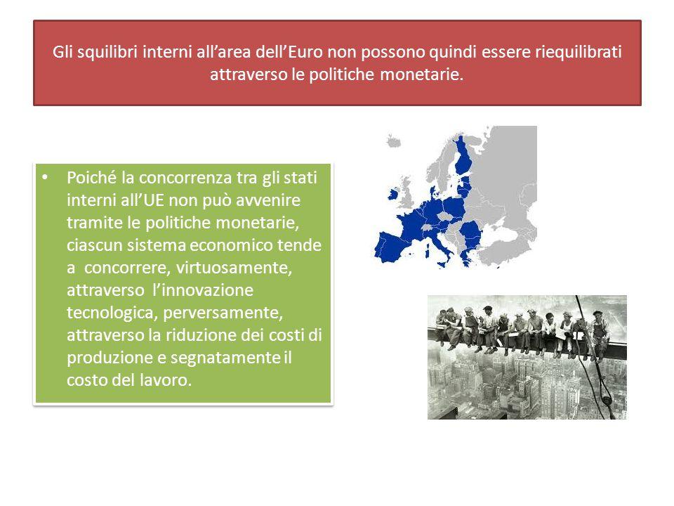 La storia e la gestione http://ec.europa.eu/economy_finance/euro/index_it.htm http://europa.eu/about-eu/basic- information/money/euro/index_it.htm http://europa.eu/about-eu/basic- information/money/euro/index_it.htm http://www.ecb.europa.eu/ecb/html/index.it.html http://www.ecb.europa.eu/euro/html/index.it.html