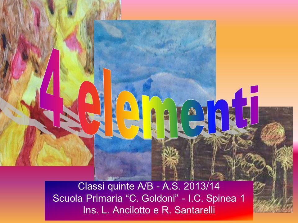 """Classi quinte A/B - A.S. 2013/14 Scuola Primaria """"C. Goldoni"""" - I.C. Spinea 1 Ins. L. Ancilotto e R. Santarelli"""