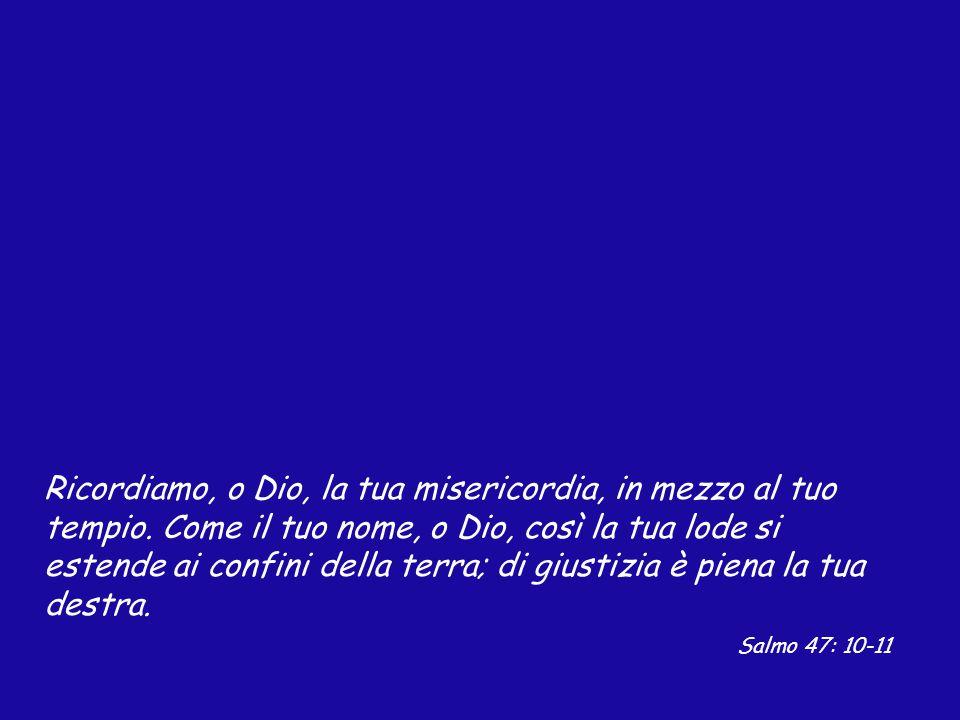 Monti della Samaria vicino al Giordano. ( Dal vangelo secondo Matteo ) Mt 11, 25-30 In quel tempo Gesù disse: «Ti rendo lode, Padre, Signore del cielo