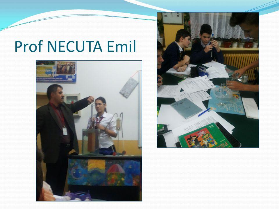 Prof NECUTA Emil