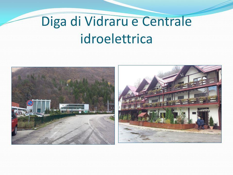 Diga di Vidraru e Centrale idroelettrica
