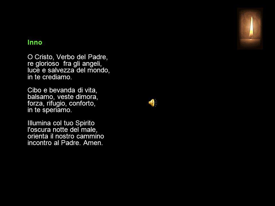 29 GENNAIO 2015 GIOVEDÌ - III SETTIMANA DEL TEMPO ORDINARIO UFFICIO DELLE LETTURE INVITATORIO V. Signore, apri le mie labbra R. e la mia bocca proclam
