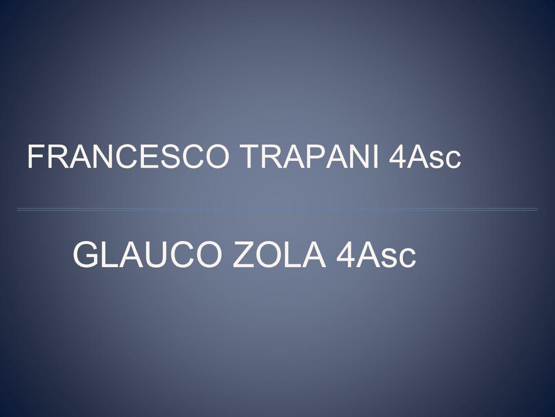 FRANCESCO TRAPANI 4Asc GLAUCO ZOLA 4Asc