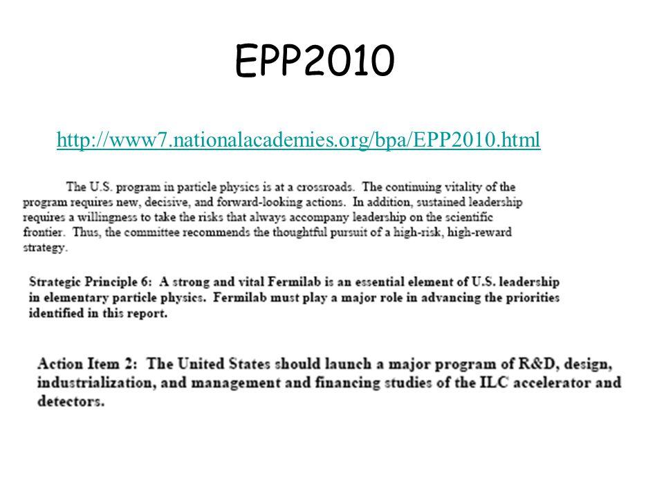 EPP2010 http://www7.nationalacademies.org/bpa/EPP2010.html