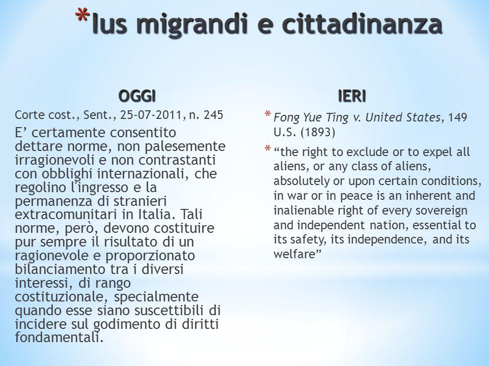 * Legge 30 dicembre 1888, n.5866 sull'emigrazione * Art.