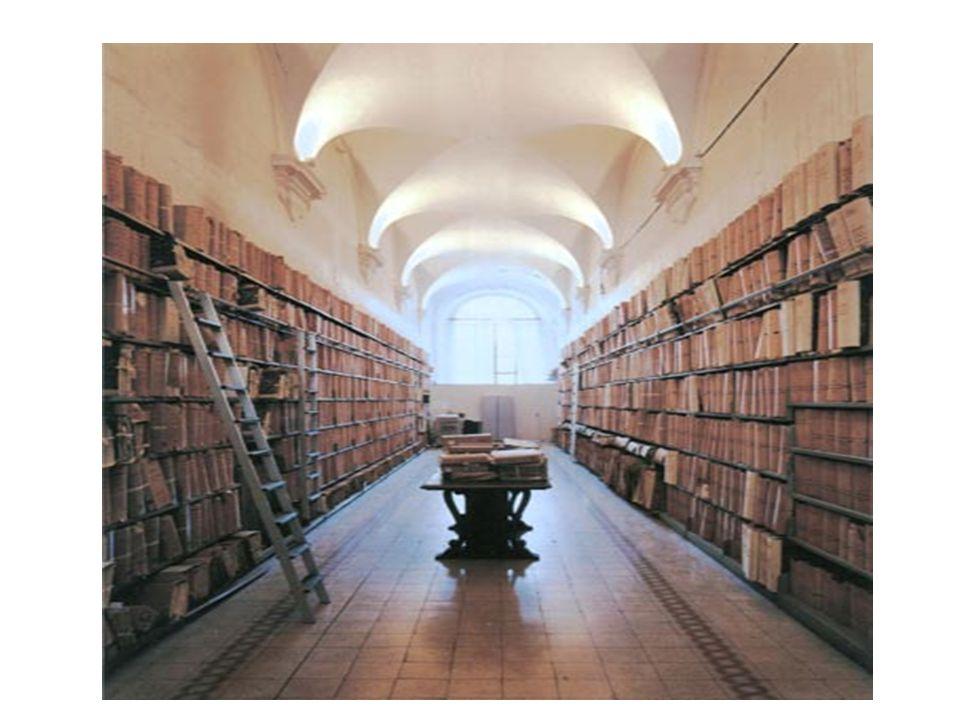La percezione e la dimensione degli archivi e dell'archivistica