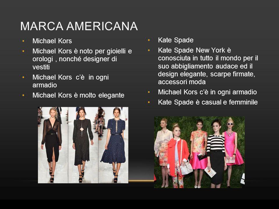 Gucci è conosciuto per le sue borse, accessori e l'abbigliamento costoso ogni italiano indossa Gucci Gucci è molto elegante e di classe Dolce e Gabanna è molto e colorato Dolce and Gabanna è noto per la loro alta moda e il gusto di alta qualità in abbigliamento ogni italiano è perduto senza Dolce and Gabanna MARCA ITALIANA è molto preppy e colorato