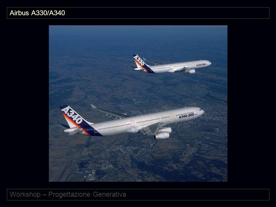 Workshop – Progettazione Generativa Airbus A330/A340