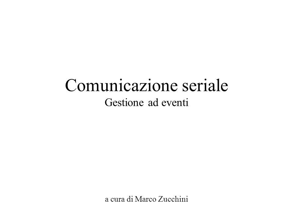 Eventi condizione di errore di comunicazione CostanteValore CommEvent Descrizione comEventOverrun1006Errore Overrun.