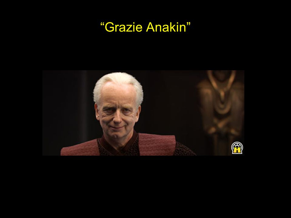 Grazie Anakin