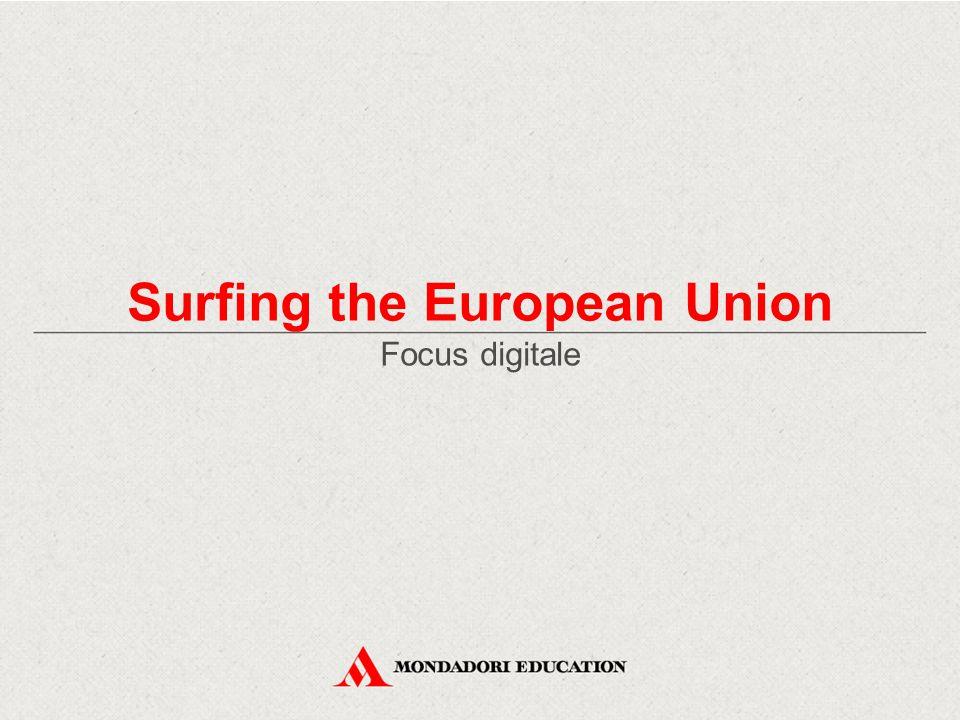 The European Union Il sito ufficiale dell'Unione europea (http://europa.eu/index_it.htm) è un ottimo strumento per entrare in contatto con l'istituzione Europa, per conoscerne le attività e mantenersi aggiornati.