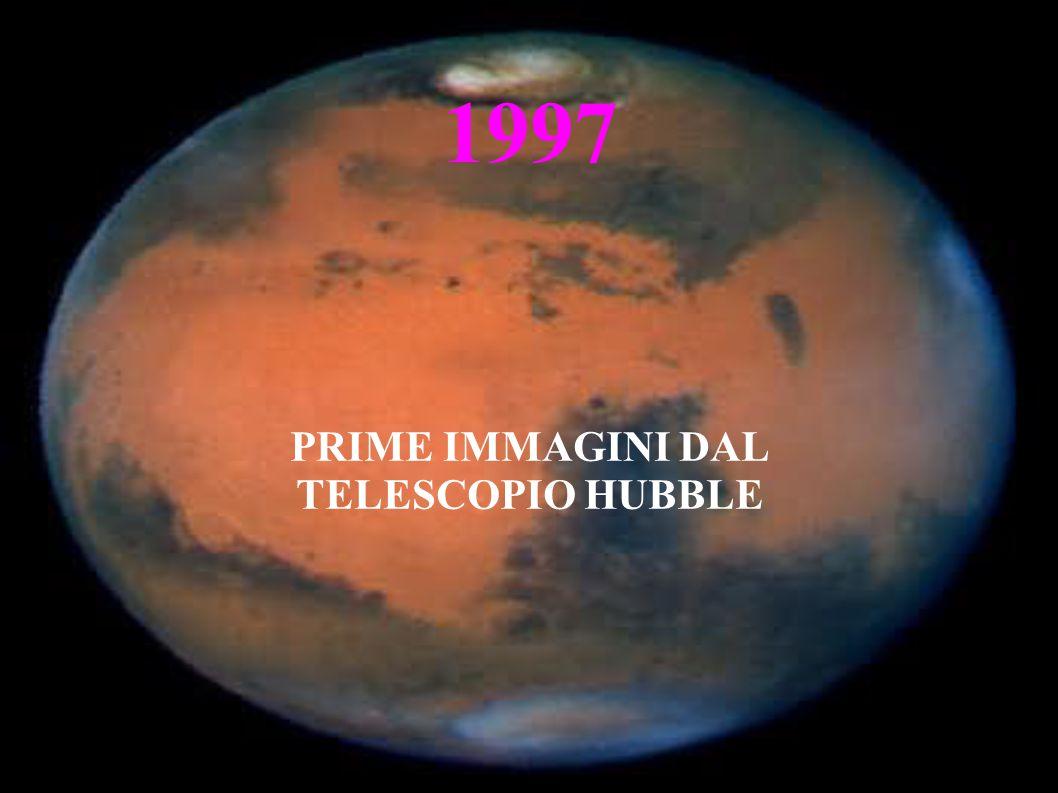 1997 PRIME IMMAGINI DAL TELESCOPIO HUBBLE
