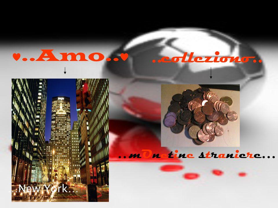 …mOnetine straniere….. colleziono.. …New York… ♥..Amo.. ♥