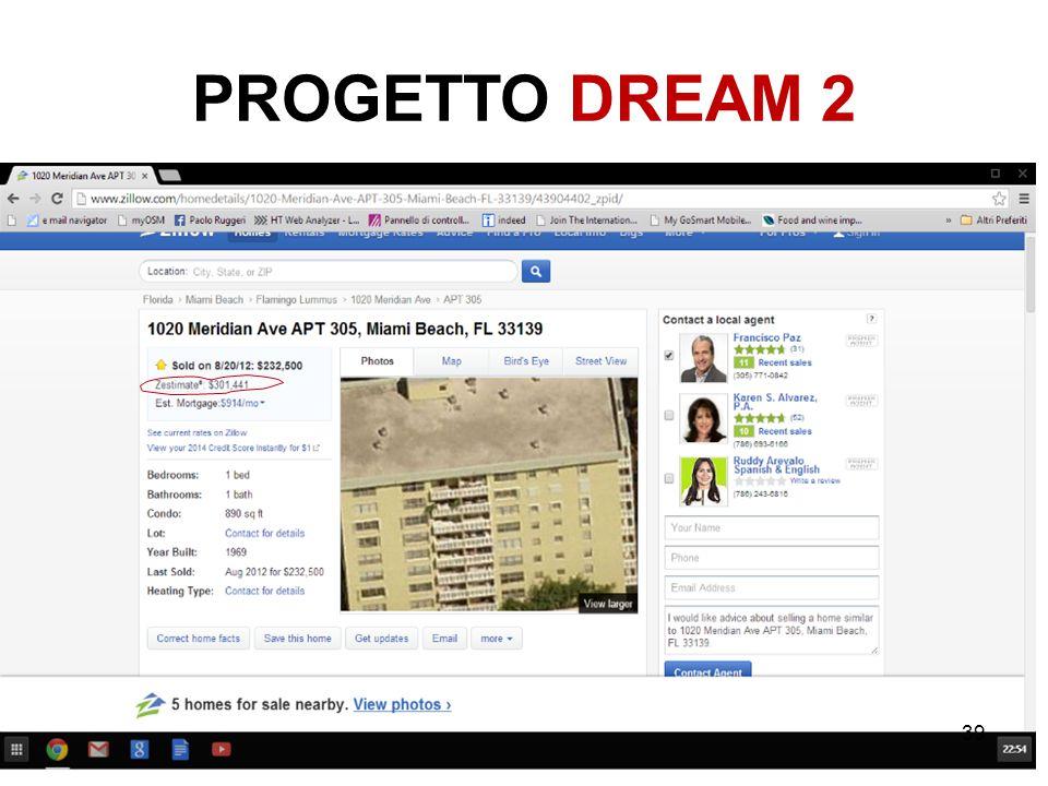 PROGETTO DREAM 2 39