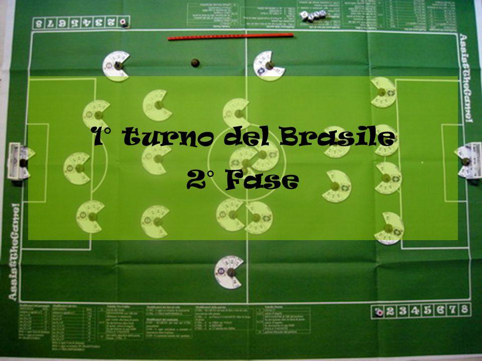 1° turno del Brasile 2° Fase