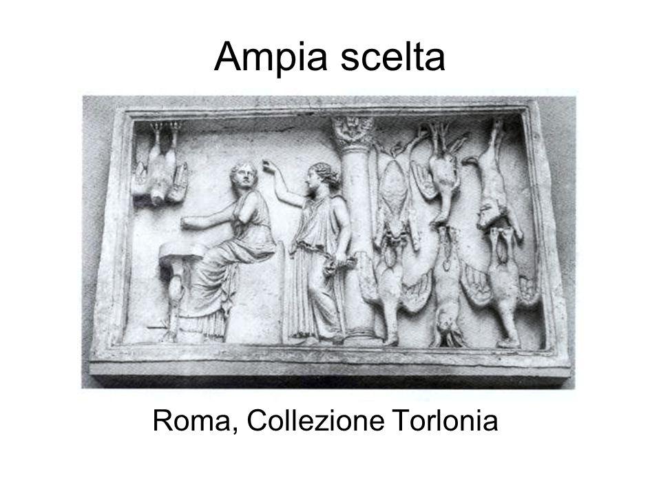 Ampia scelta Roma, Collezione Torlonia
