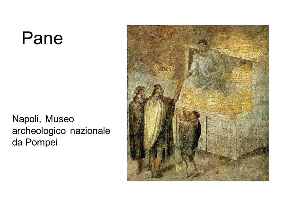 Una folla di schiavi Parigi, Louvre (da Cartagine) Samovar Napoli, Museo Archologico Nazionale (da Pompei)