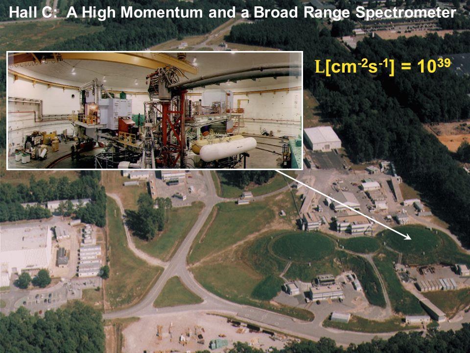 18 Set 2008 JLab12.0 Hall A: Tentative Plan 6 GeV