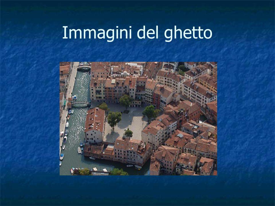 Immagini del ghetto