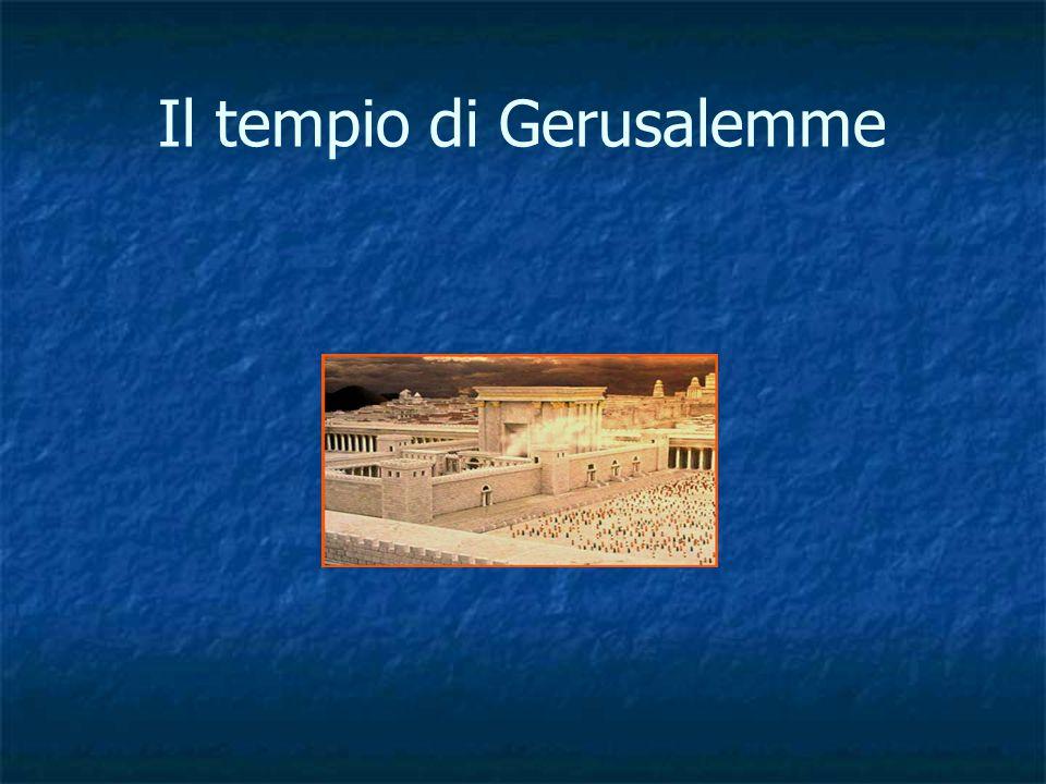 Il tempio di Gerusalemme