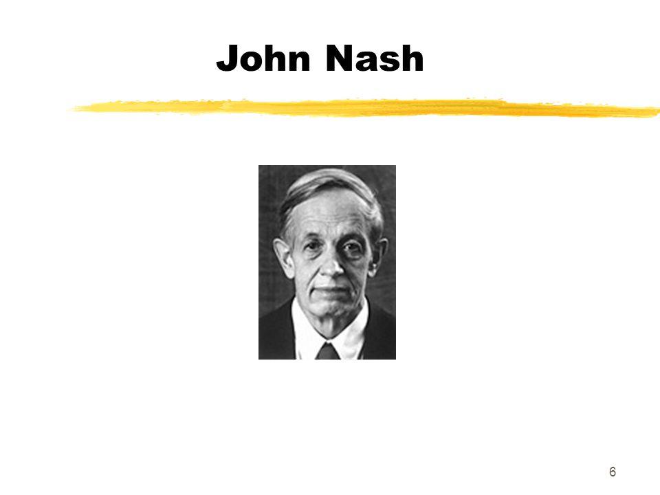 6 John Nash