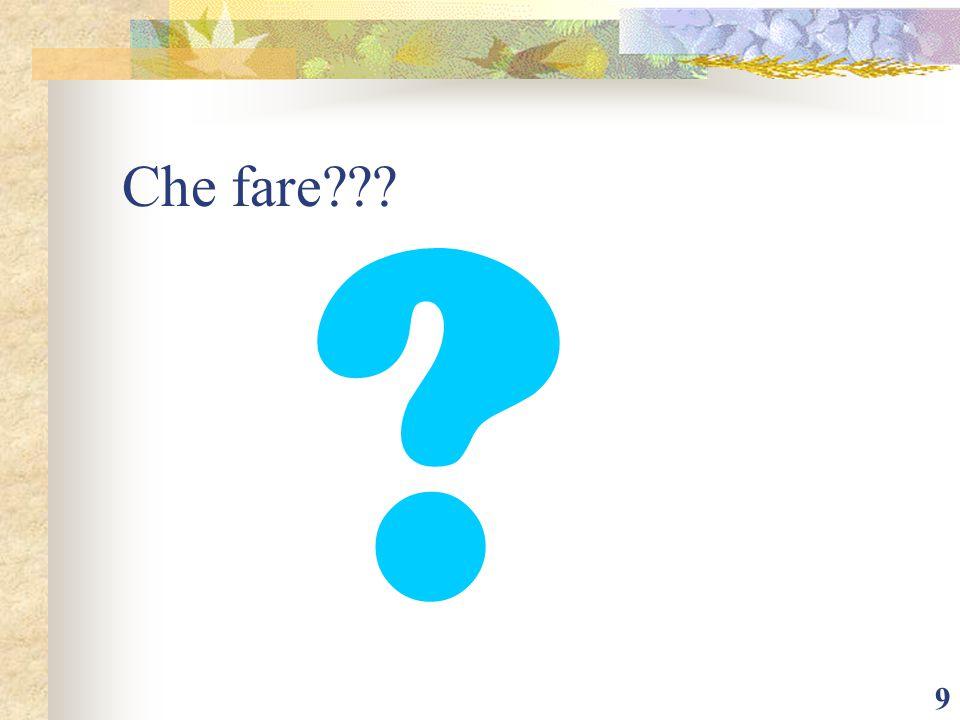 10 Teniamo viva la domanda Domanda ultima Che senso ha vivere Penultima.